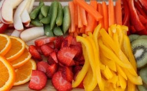 Fruit and Vegetable Strips