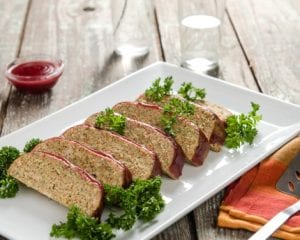 Dalmatlan Turkey Loaf with Vegetables